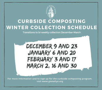 Curbside Composting Winter 2019-20