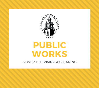 Public Works Sewer Televising and Cleaning