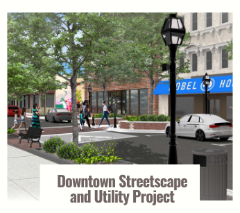 Streetscape and Utility Thumbnail