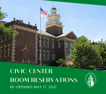 Civic Center Room Reservations